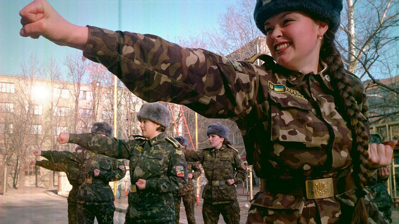 Украинские женщины фото 6 фотография