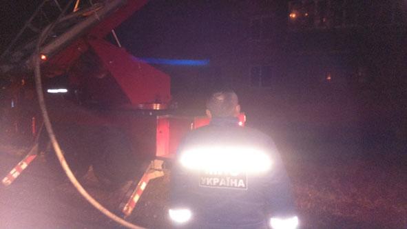 В Краматорске загорелась квартира на пятом этаже (фото) - фото 1