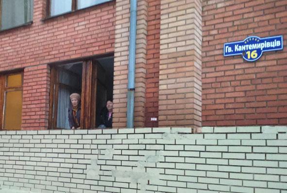 В Центральной библиотеке Краматорска вспыхнул пожар (ФОТО) (фото) - фото 2