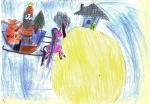 Карина Орлова, 7 лет