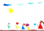 Полтавцева Ангелина, 5 лет