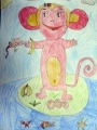 Жулий Виктория, 7 лет