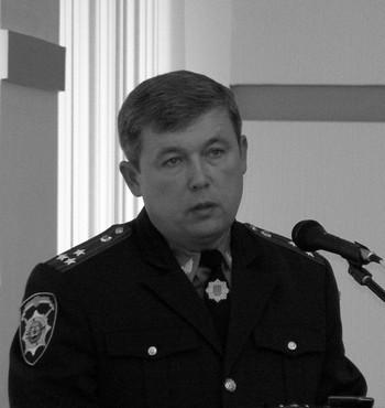 Начальник Горотдела Игорь Рыбальченко впервые публично выступил за почти полгода его работы в Краматорске