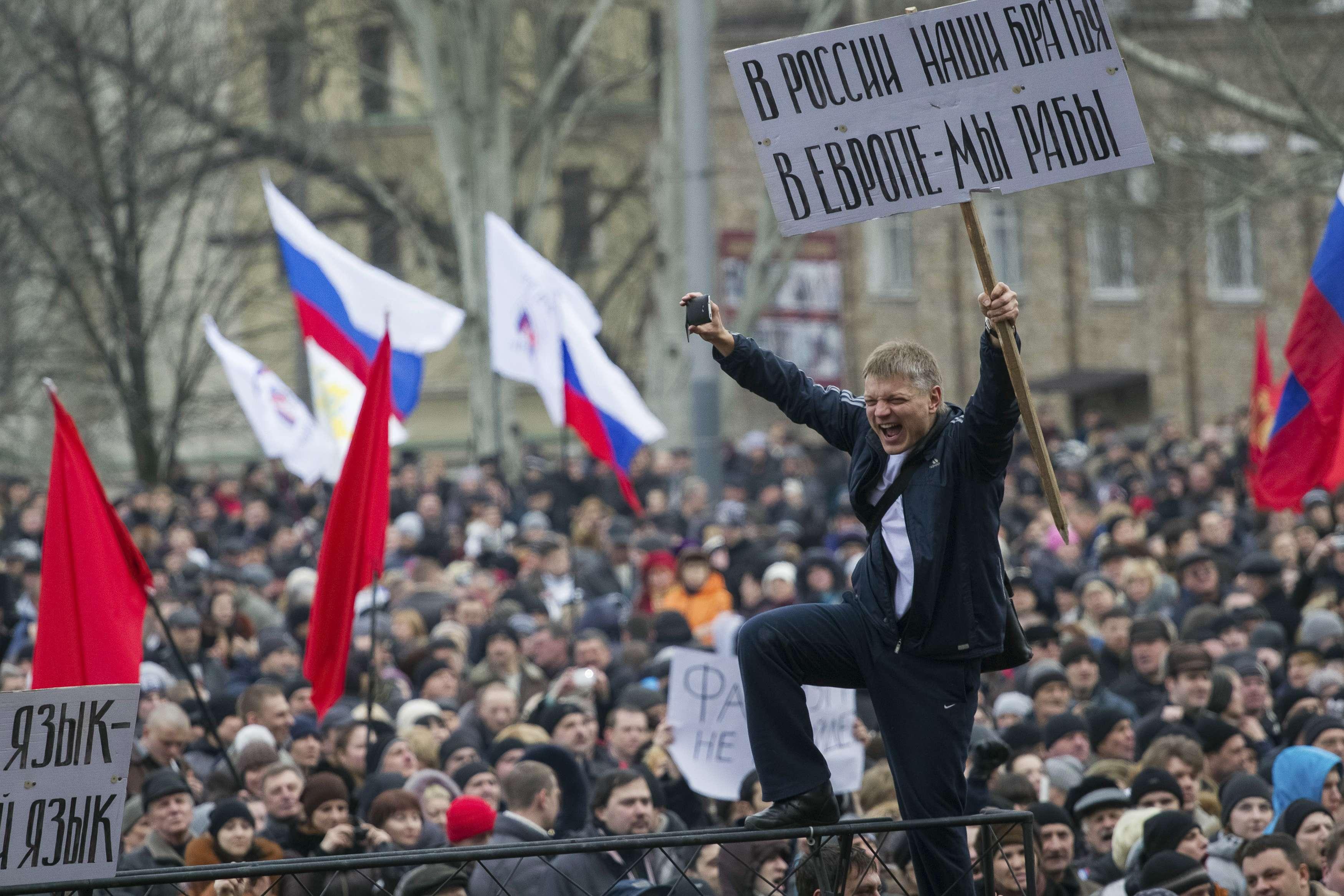 """""""Я живу в Донецке 5 лет, как в тюрьме. За что мне это дерьмо"""", - пособник оккупантов Болотин жалуется на """"власти ДНР"""" и призывает к акции неповиновения - Цензор.НЕТ 1759"""