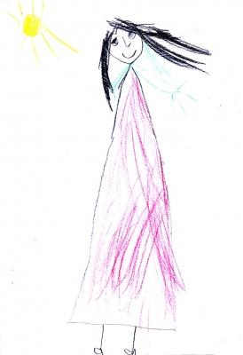 Барабанова Лиза, 5 лет