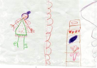 Потеряхина Мария. 6 лет