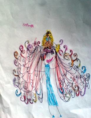 Литвиненко Мария, 4 года