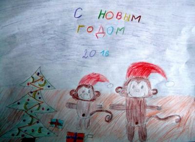 Духина Элеонора, 10 лет
