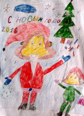 Корнева Алина, 10 лет
