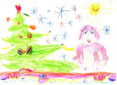 Лукьянова Настя, 5 лет