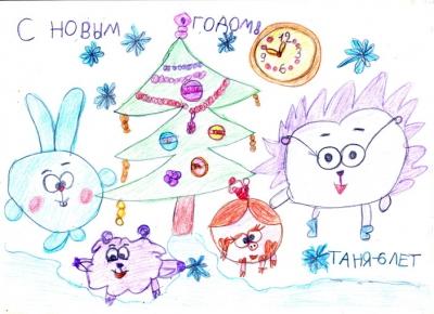 Покидова Таня, 6 лет