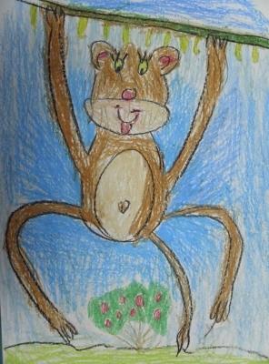 Клочко Милана, 6 лет