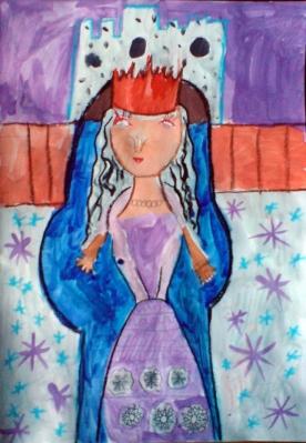 Реброва Арина, 6 лет