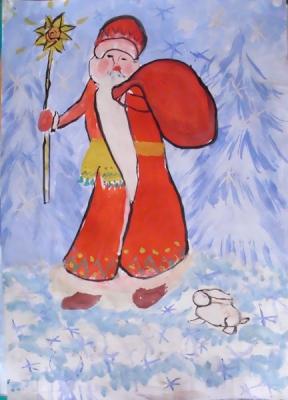 Музыченко Анжелика, 9 лет