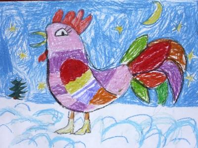 Крапивная Кира, 7 лет