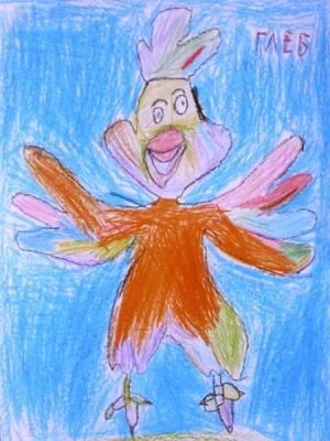 Лысаков Глеб, 5 лет