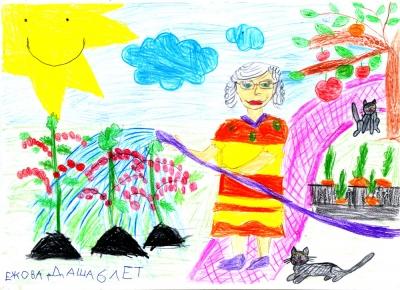 Ежова Даша, 6 лет