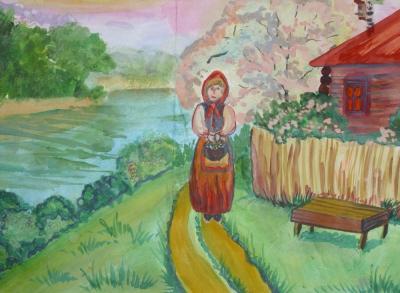 Прядка Даяна, 12 лет