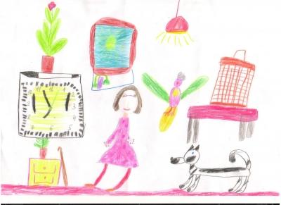 Овчарова Лилия, 7 лет