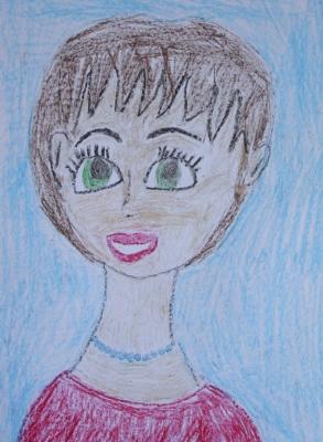 Троян Яна, 8 лет