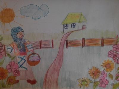 Хилько Мария, 9 лет