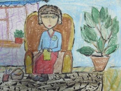 Терешина Кристина, 8 лет