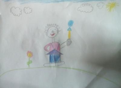 Лай Давид, 7 лет
