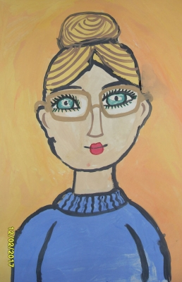 Дудина Милана, 9 лет