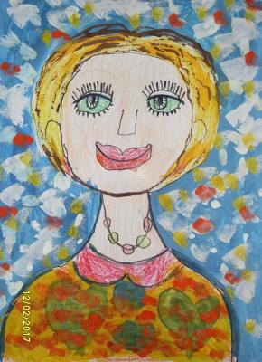 Игнатова София, 5 лет