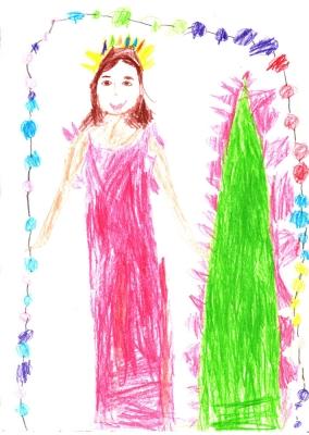 Скоркина Алиса, 4 года