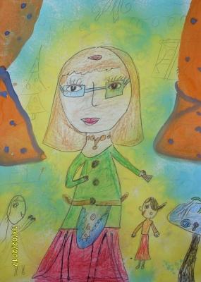 Зотова Анна, 7 лет