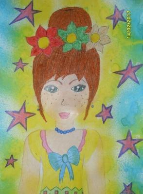 Шимко Виолетта, 11 лет