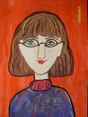 Елисеева София, 8 лет