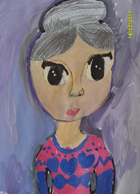 Четверик Ангелина, 6 лет