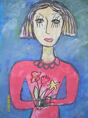 Морозова Василиса, 5 лет