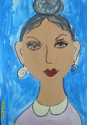 Канищева Анастасия, 6 лет