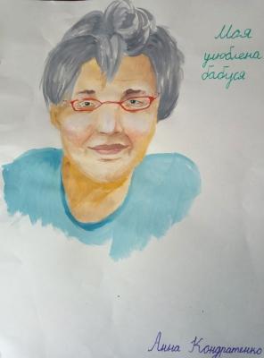 Кондратенко Анна, 7 лет