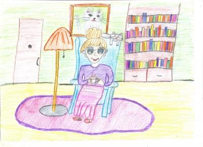 Мирошниченко Алина, 9 лет