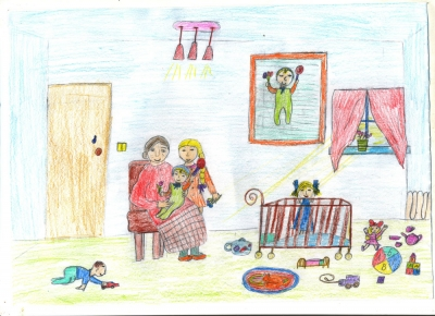 Киян Ева, 8 лет