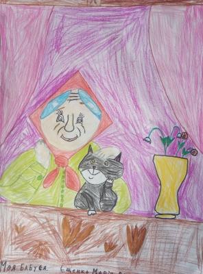 Ещенко Мария, 8 лет