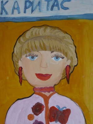 Вержбицкая Маргарита, 9 лет