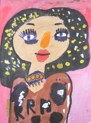 Гамалий Анна, 6 лет