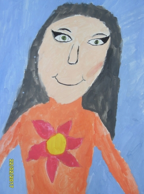 Якименкова Милана, 9 лет