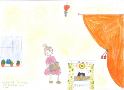 Ульяненко Даринка, 8 лет