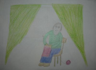 Боровская Александра, 3, 5 года