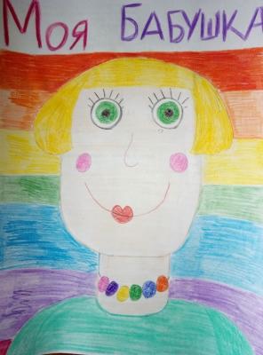 Солдатенко Ариша, 4 года