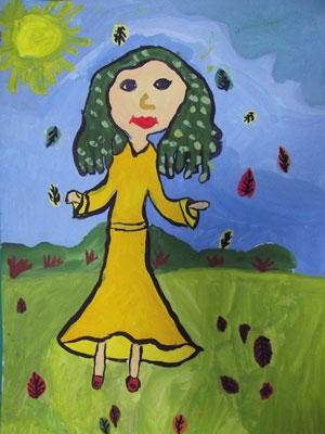 Панченко Аделина, 8 лет