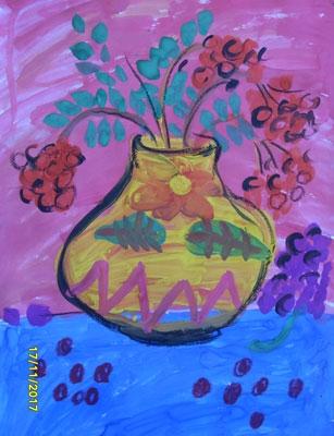 Луговая Виктория, 6 лет
