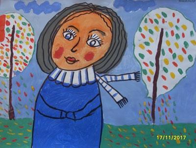 Чернятина Анна, 8 лет