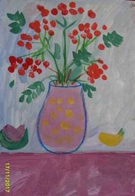 Селина Дарья, 7 лет